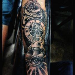 Black and Grey Tattoo Ibud Tattoo Studio Bali (13)-min