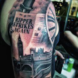 Black and Grey Tattoo Ibud Tattoo Studio Bali (17)