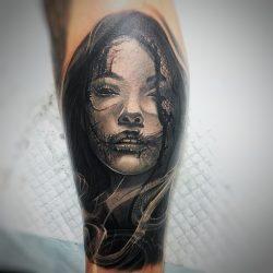 Black and Grey Tattoo Ibud Tattoo Studio Bali (32)