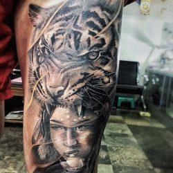 Black and Grey Tattoo Ibud Tattoo Studio Bali (37)