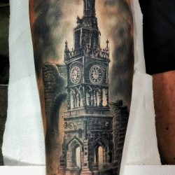 Black and Grey Tattoo Ibud Tattoo Studio Bali (41)