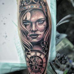 Black and Grey Tattoo Ibud Tattoo Studio Bali (42)