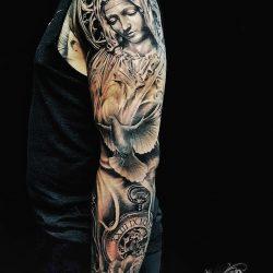 Black and Grey Tattoo Ibud Tattoo Studio Bali (45)