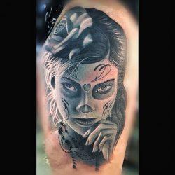 Black and Grey Tattoo Ibud Tattoo Studio Bali (47)