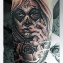 Black and Grey Tattoo Ibud Tattoo Studio Bali (48)