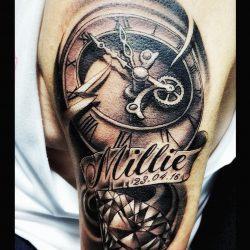 Black and Grey Tattoo Ibud Tattoo Studio Bali (7)-min