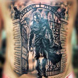 Black and Grey Tattoo Ibud Tattoo Studio Bali (9)-min