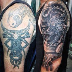 Oriental Asian Tattoo Ibud Tattoo Studio Bali (15)-min