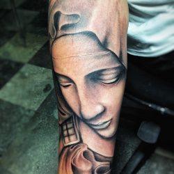 Realistic Tattoo Ibud Tattoo Studio Bali (14)-min
