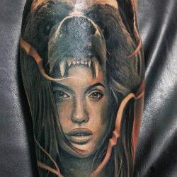 Realistic Tattoo Ibud Tattoo Studio Bali (2)-min
