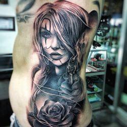 Realistic Tattoo Ibud Tattoo Studio Bali (3)-min