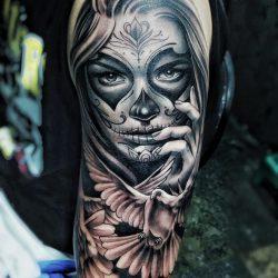 Realistic Tattoo Ibud Tattoo Studio Bali (5)-min