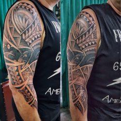 Tribal Tattoo Ibud Tattoo Studio Bali (11)-min
