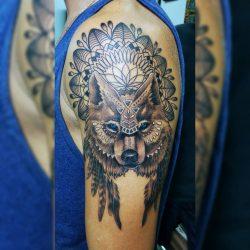 Tribal Tattoo Ibud Tattoo Studio Bali (4)-min